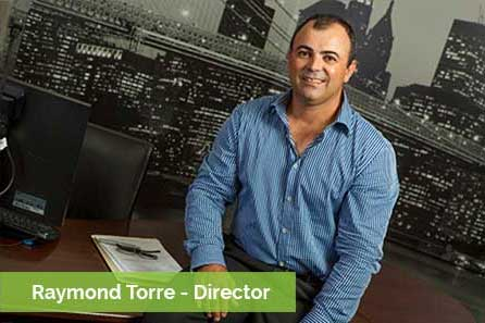 Raymond Torre- Rosmond Custom homes perth Director