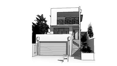 narrow lot home design