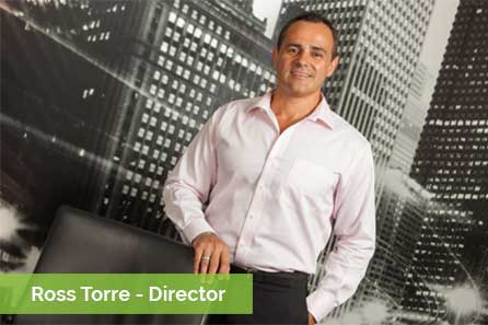 Ross Torre- Rosmond Custom homes perth Director