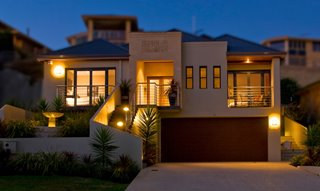Home Designs Narrow Lot And Two Storey Designs Rosmond