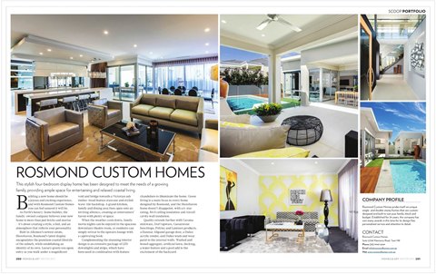 Have You Seen Us in Scoop Homes & Art?