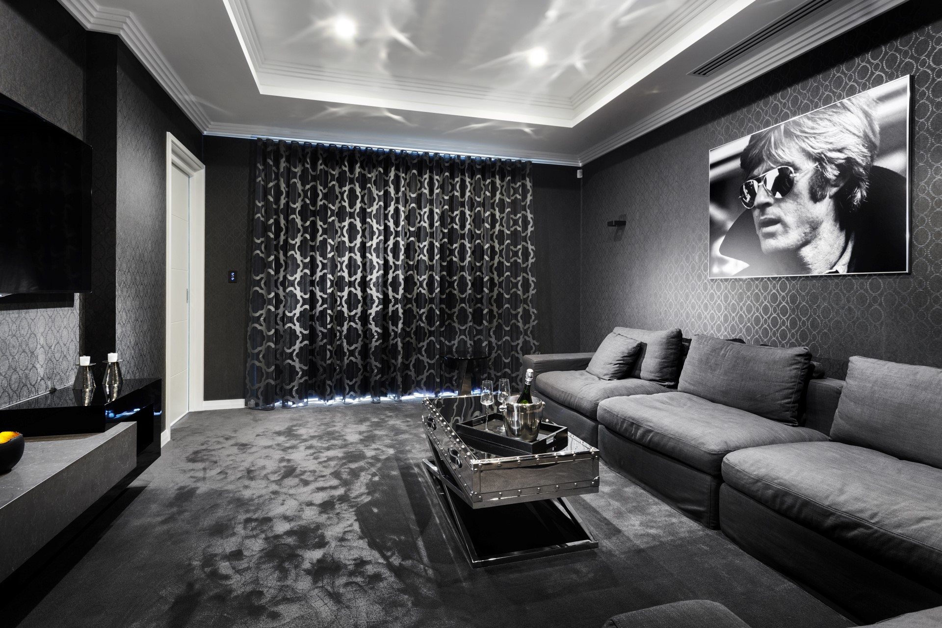 theatre room idea