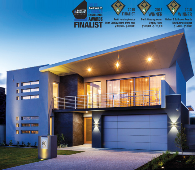Housing excellence awards finalist in Perth WA