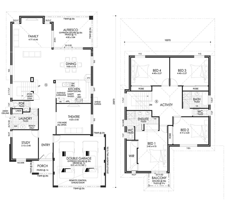 northwood floor plan